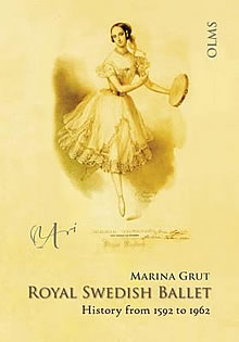 Book: The Royal Swedish Ballet